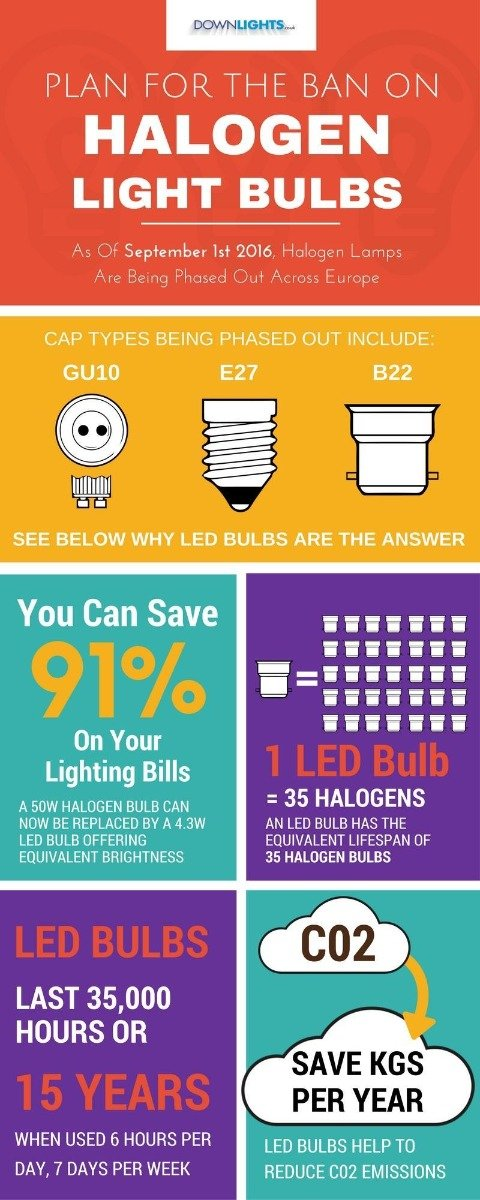 Halogen Ban Infographic