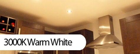 3000k warm white