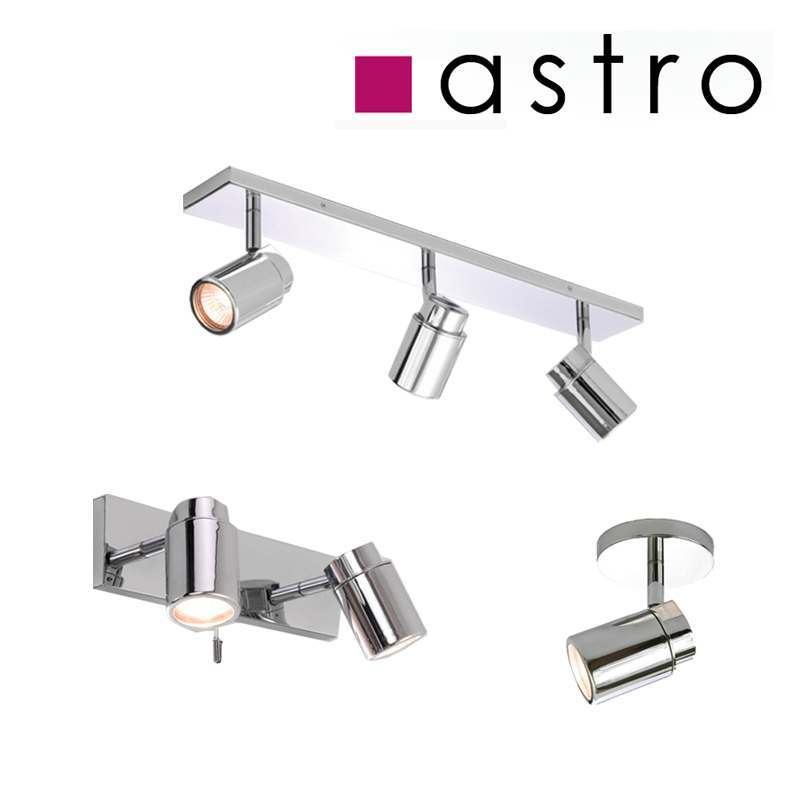 Astro Como bathroom spotlight