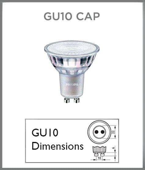gu10 CAP