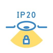 Fixed IP20
