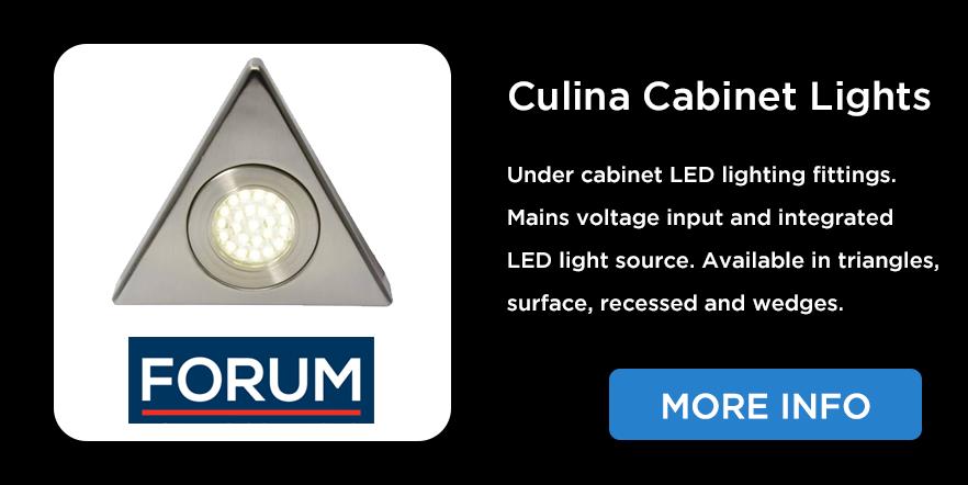 Forum Culina under cabinet light