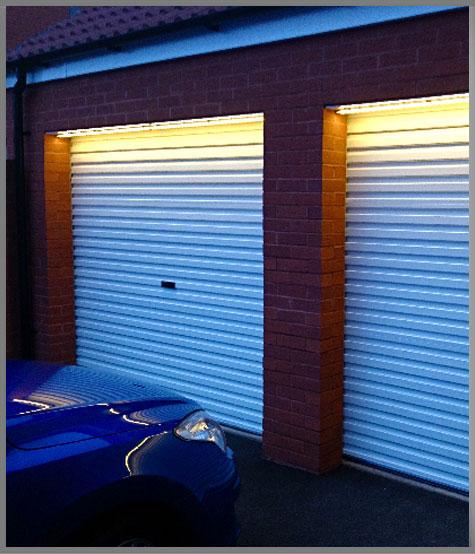 led rail garage example 2