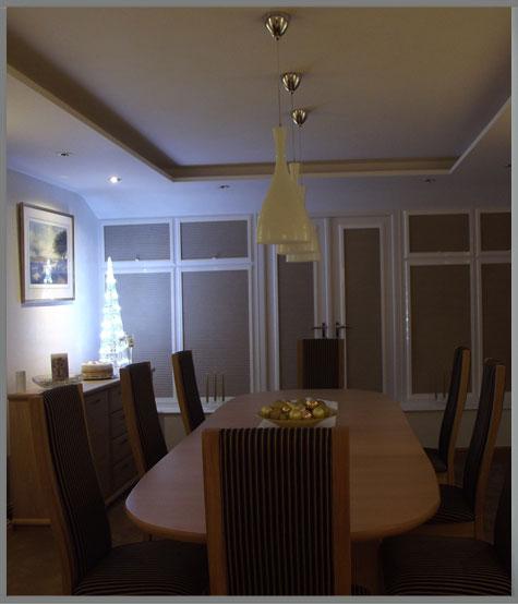 kitchen pelmet lighting example