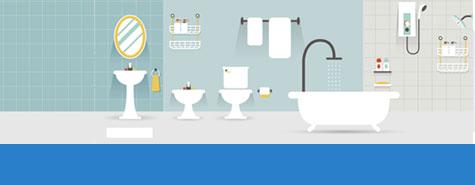What are Bathroom Zones?