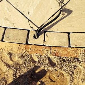 ground light in stone 3