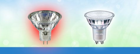 How to Upgrade From Halogen to LED?