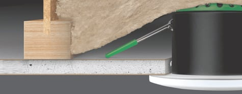 Can I Put Loft Insulation Over Downlights?
