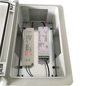 ground light control panel 1