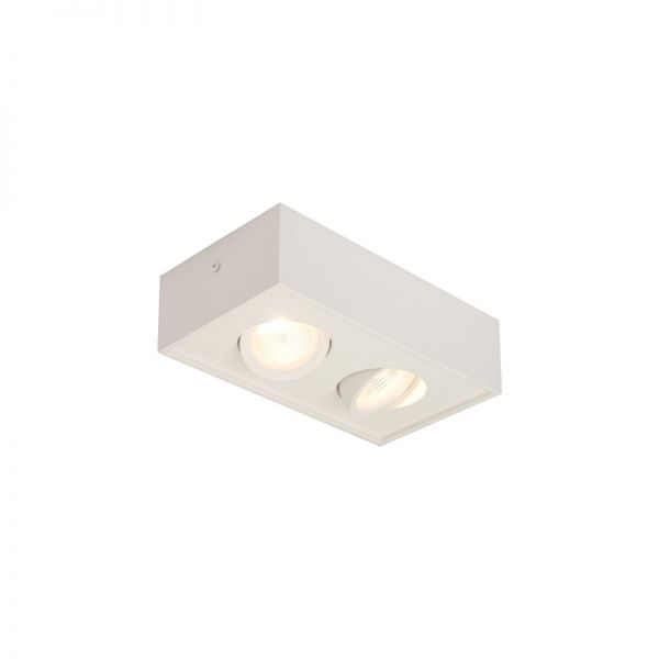 Ansell Gyro Twin 3000K LED Dimmable Downlight