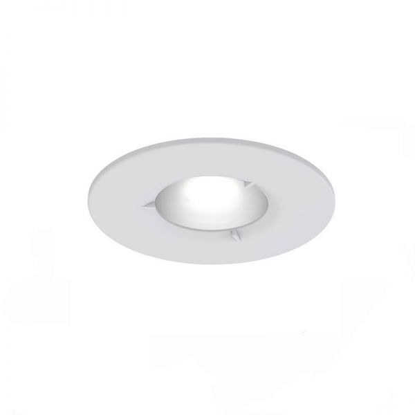 Ansell AEFRD/IP65/MW Edge FRD IP65 GU10 Matt White Downlight