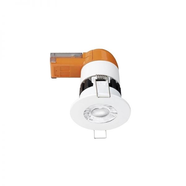 Aurora Enlite E6Pro Integrated LED Downlights Fire Rated