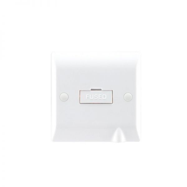 Hamilton Vogue 1G 13A Fuse With Cable Outlet