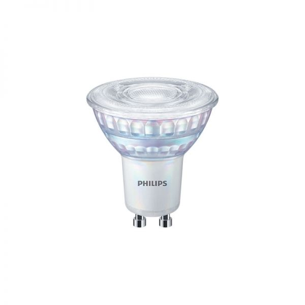 Philips VLE High Output 6.2W = 80W LED GU10 Lamp 3000K