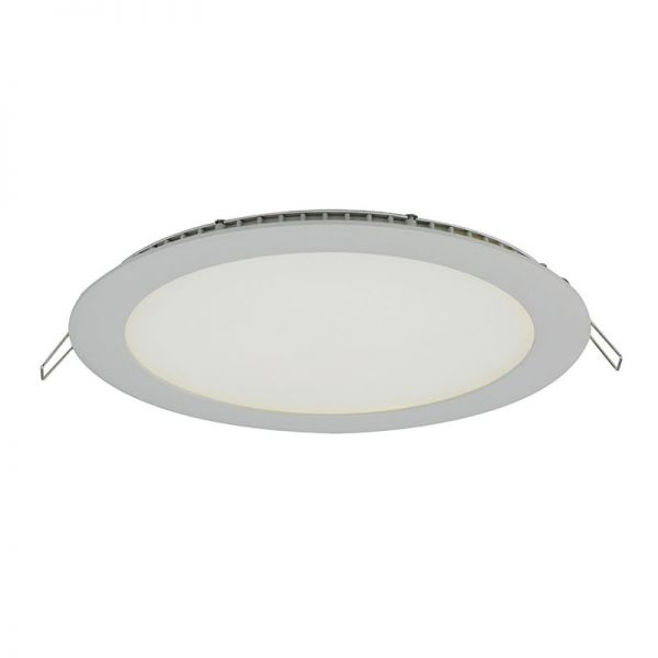 Ansell Lighting LED Downlight AFRLED170/CW/M3 12W Remote Emergency Cool White