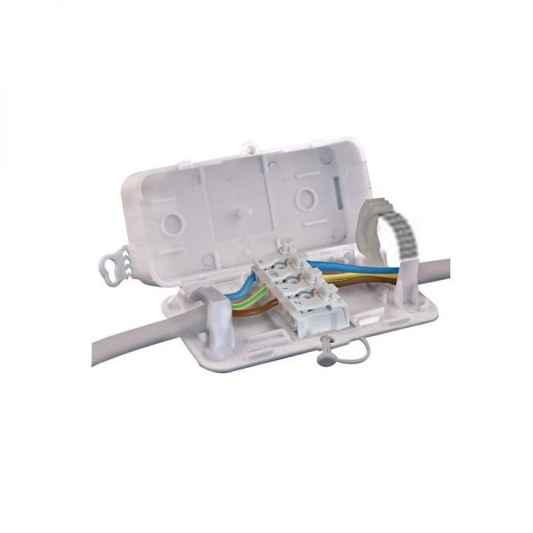 Hylec Debox S Screw Less Junction Box