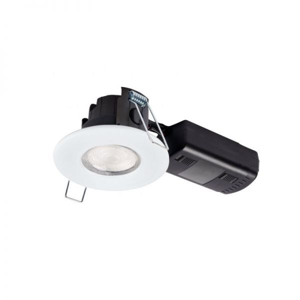Collingwood H2 Pro Lumen & CCT Switchable Fixed Fire Rated Downlight