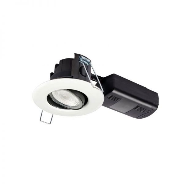 Collingwood H2 Pro Lumen & CCT Switchable Adjustable Fire Rated Downlight