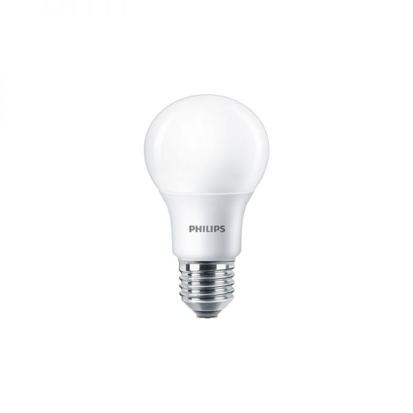 Philips A60 Dimmable 8.5W = 60W LED Bulb E27