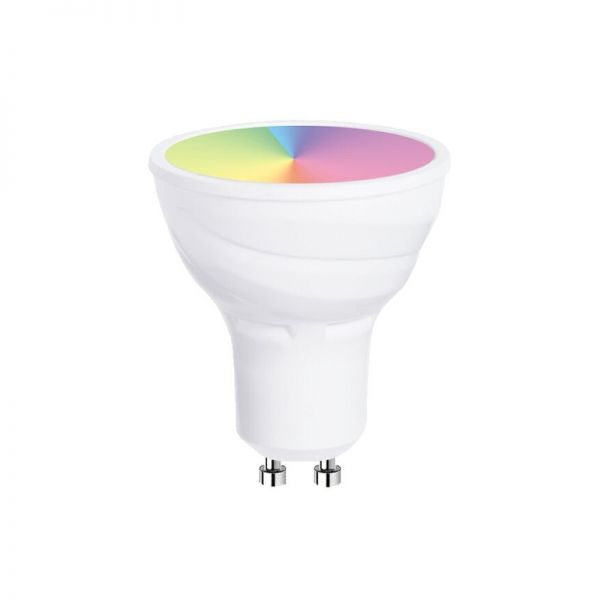 Ener-J Smart WiFi RGB+W+WW GU10 LED Lamp 5W = 50W