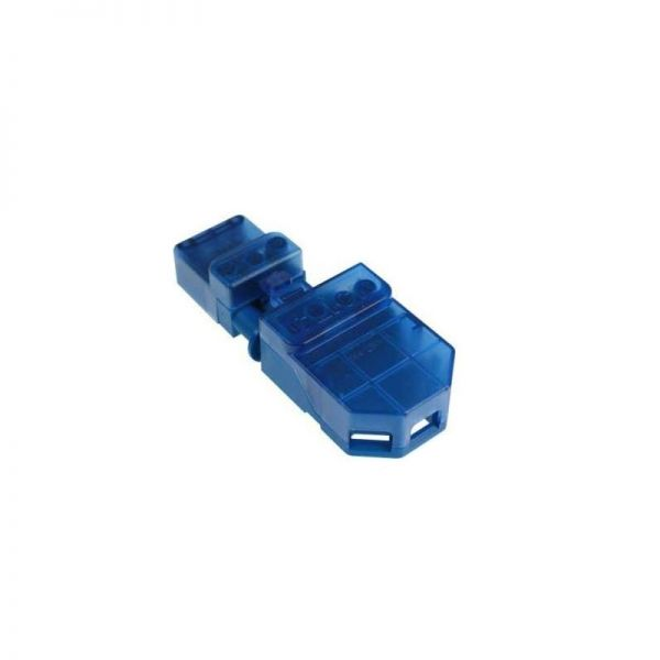Click Flow 250V 20A 3 Pin Flow Connector - Screw-Down Cord Grip (CT102C)