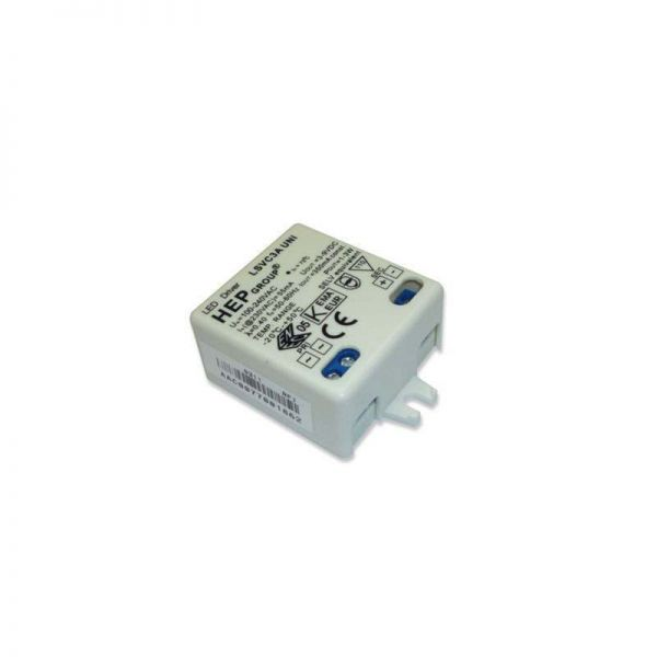 Constant Current 3W 700ma LED Driver