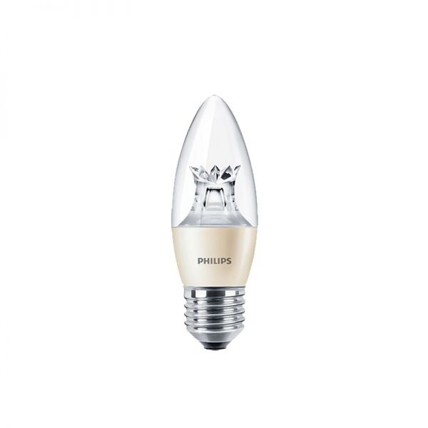 LED Candles Dimmable 6W = 40W Philips
