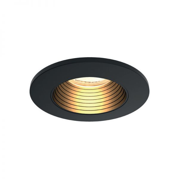 Prism Pro Anti-Glare Downlight Black