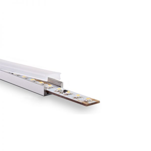 LED Strip Fit LEDSTEXTRUSIONS LED Extrusion Rail